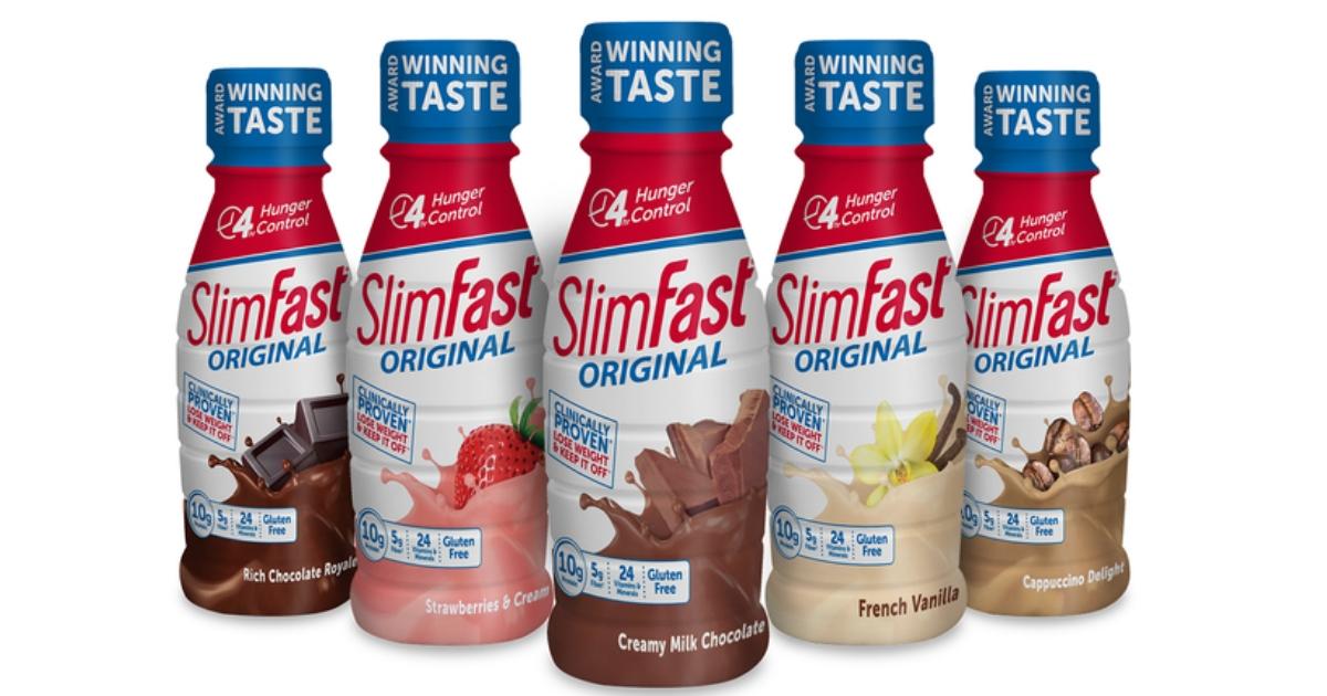 'Slim Fast'