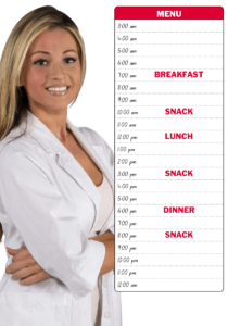 What this Registered Dietitian Eats In a Day